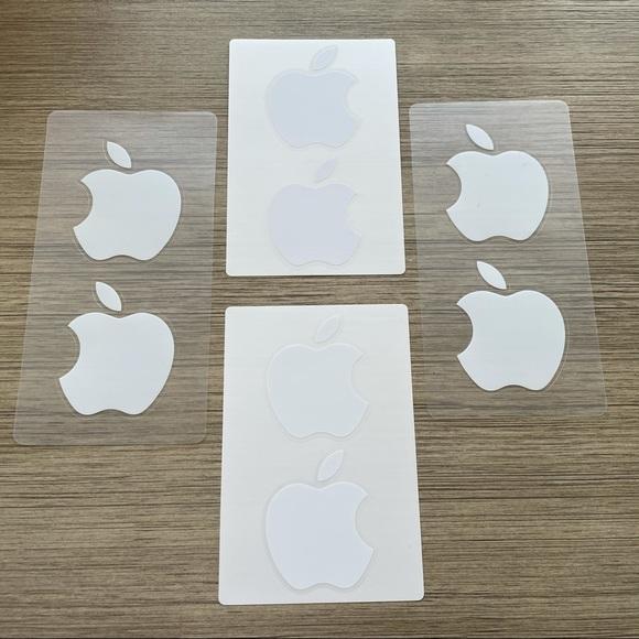 NEW Apple Stickers